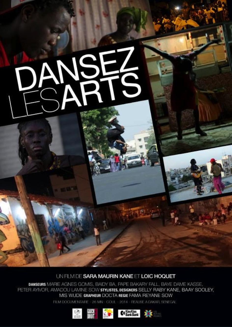 Dansez les arts